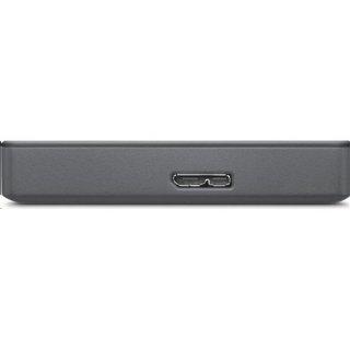 Seagate 4TB külső merevlemez USB 3.0 Fekete