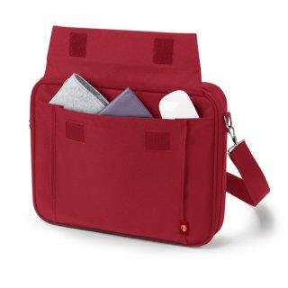 "Dicota Multi Base Piros laptop táska 15,6"""