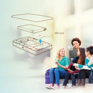 TP-Link TL-M7350 LTE 150/50Mbps hordozható router