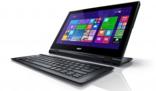 Acer Aspire SW5-271-63YP - Switch 12 Tablet - Fekete - Windows 8.1