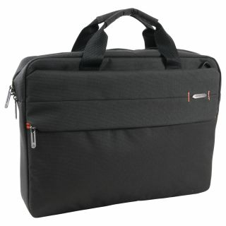 "Samsonite 93060-6551 Business Network 3 Fekete 17.3"" Notebook táska"