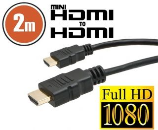 Delight 2m mini HDMI - HDMI kábel (20318)