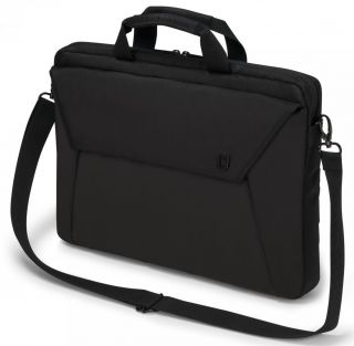 "Dicota SLIM CASE Edge 13.3"" Fekete notebook tok"