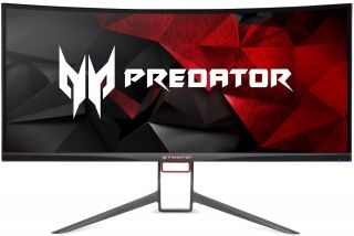 "Acer Predator X34P Nvidia G-Sync 4K Monitor 34"" UltraWide"